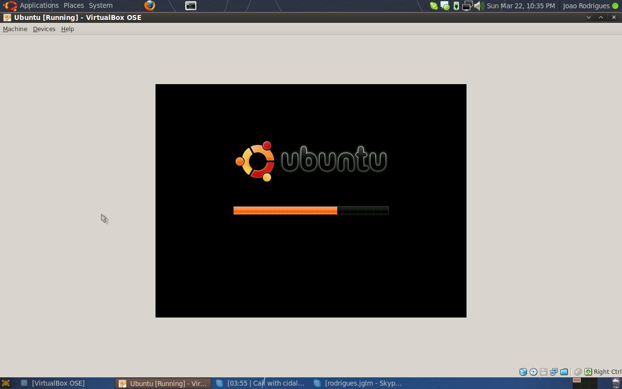 Instalar ou Actualizar o Ubuntu (Exemplo 8.04 para 8.10) 3