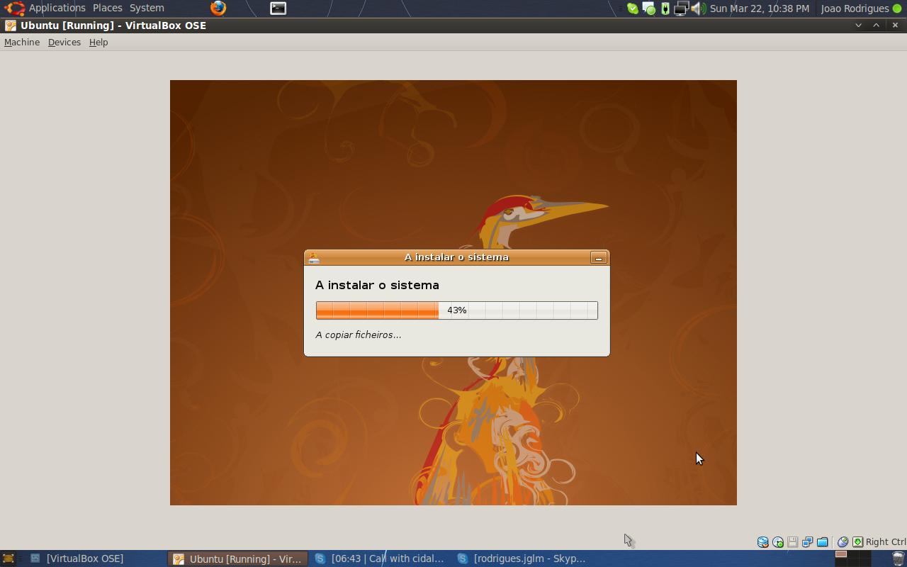 Instalar ou Actualizar o Ubuntu (Exemplo 8.04 para 8.10) 5