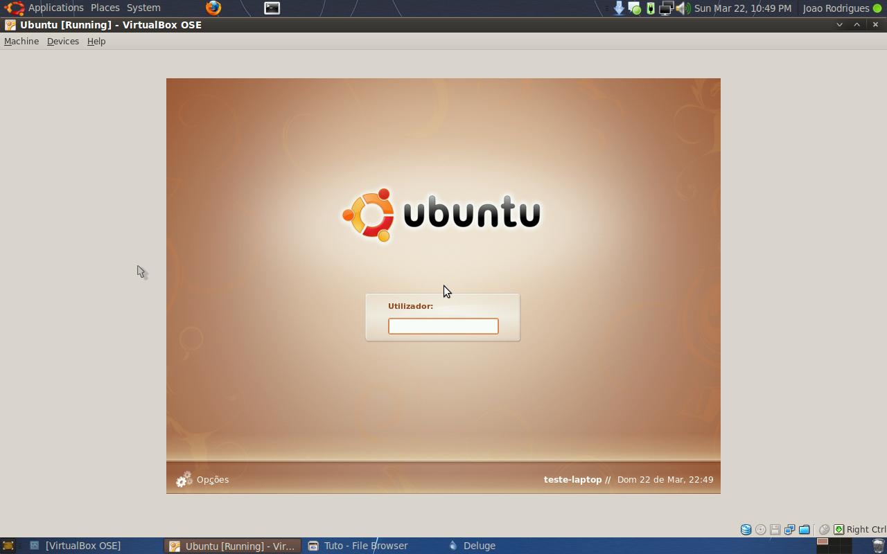 Instalar ou Actualizar o Ubuntu (Exemplo 8.04 para 8.10) 8