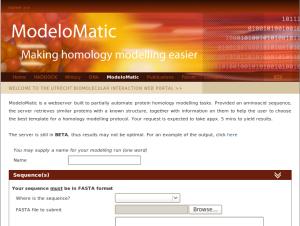 ModeloMatic